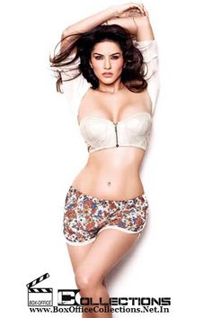 Sunny Leone Latest Hot Magazine Covers Bikini Pics Collections_6