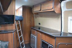 Convert Your Van Ltd - Motorhome / Camper Van Interiors and Conversions