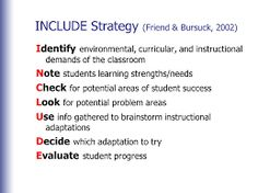 Image result for include strategy Student Learning, Theory, Classroom, Image, Class Room
