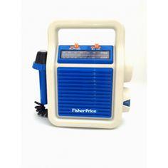 Fisher-Price Radio