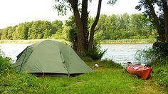 Zelten/Biwakieren in Deutschland