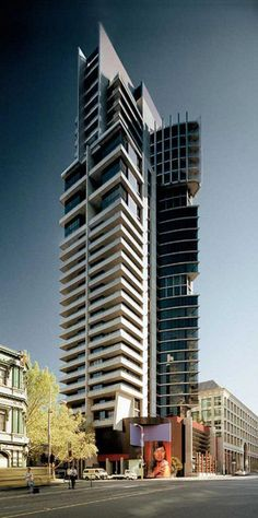 Republic Tower by Fender Katsalidis Architects, Australia.