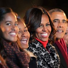 First Family 2015 Obama