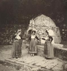 Find out more on Europeana Corfu National Gallery, Corfu Greece, Vintage Cards, Museum, Culture, Island, Artwork, Inspiration, Image