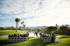Gorgeous outdoor wedding on golf course in rancho mirage wedding ceremony huntington beach wedding photographer in the Inland empire, cute must have wedding photographs, Weddings, Births, Engagements, Newborns, Family photography studio www.canarylanephotography.com