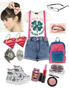 nerd but cute outfit! set battle #4