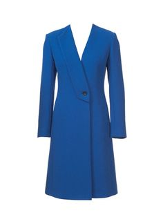 Burda Style Asymmetric Coat 08/2013