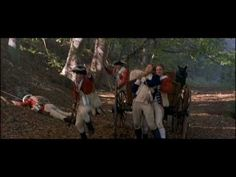 The Patriot: Tomahawk Scene ~ Very intense and bloody scene as Mel Gibson's oldest Son Gabriel is taken prisoner by the British on his way to get hung. Prior to this scene, Mel's second to the oldest Son gets shot in cold blood by the head of the Red Coats attempting to free his older brother. So Mel, a Father of 7 ( Now 6 ) grabs his two youngest boys to help him regain his Son back. As I said a very intense scene which is a nice addition to my Special F X and Make-Up board. Nice job Guys !