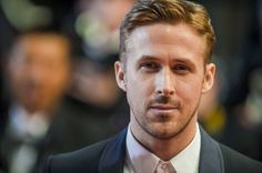 Ryan Gosling y su mirada afilada, en el Festival de cine de Cannes (2014).