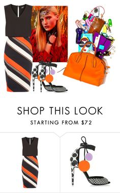 """Untitled #985"" by capm ❤ liked on Polyvore featuring Oasis and Pierre Hardy"