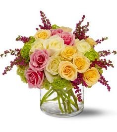 Columbus, Ohio flower delivery made easy with Giffin's Floral Designs. Our floral arrangements are unique flower designs created with artistic flowers flare, and then hand-delivered to your loved one's door.