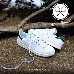 #adidas #adidasoriginals #adidasstansmith  Adidas Stan Smith - The Adidas Stan Smith is back! The iconic sneaker designed by Tennis player Stan Smith features a full leather upper and stitched outsole for durability.  Shop now! | Priced 99.99 Euro | Sizes Eu 36 - EU 42.5