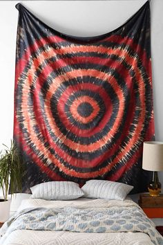 Magical Thinking Janis Medallion Tapestry