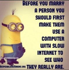 Tri Cities On A Dime: LAUGH FOR THE DAY   MARRIAGE ADVICE · Minions Funny  QuotesMinion ...