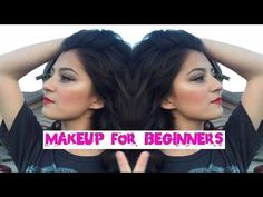 How to do makeup for beginners teenager 2016 EASY tutorial prom - YouTube