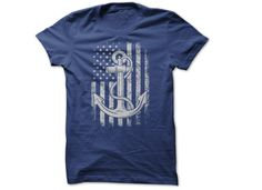 """""""US Navy Flag."""" - Guys Tee + Ladies Tee:$19.00 - Hoodie:$34.00 - More colors and styles here=> https://www.sunfrog.com/LifeStyle/US-Navy-Flag-RoyalBlue-45726493-Guys.html?66828 (Jobs shirts)"""