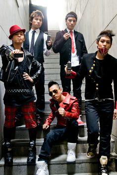 Big Bang, Kpop