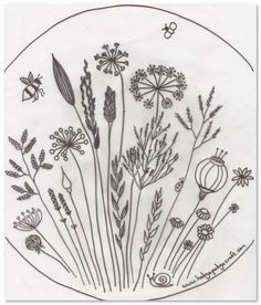 Wonderful Ribbon Embroidery Flowers by Hand Ideas. Enchanting Ribbon Embroidery Flowers by Hand Ideas. Hand Embroidery Patterns Free, Embroidery Flowers Pattern, Silk Ribbon Embroidery, Crewel Embroidery, Embroidery Kits, Machine Embroidery, Embroidery Supplies, Modern Embroidery, Pattern Flower