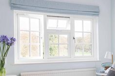 Practical, reliable and secure, Everest uPVC Casement Windows suit a huge range of homes; Aluminium Windows, Casement Windows, Window Glazing, Mexico House, Window Design, Sliding Glass Door, Home Renovation, House Plans, New Homes