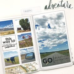 Documenting in your Traveler's Notebook with Layle Koncar! (Scrapbook & Cards Today – an internationally read papercrafting magazine) More Pictures, Taking Pictures, Travel Party, Pocket Cards, Scrapbook Cards, Scrapbooking, Travelers Notebook, Project Life, Fun Projects