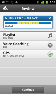 Find out in this review if Adidas miCoach app is the best workout app for Android powered devices.