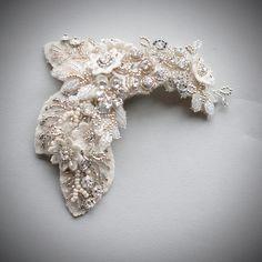 Arlene Leaf and Flower Headdress £139.00