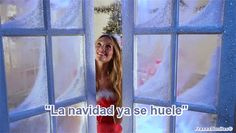 "Quotes and sayings with pictures: ""La navidad ya se huele"""