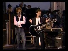 IN CONCERT '' SIMON AND GARFUNKEL '' LIVE IN CENTRAL PARK NEW YORK 1981