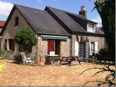 3 Bedroom House for sale For Sale in Orne, FRANCE - Property Ref: 702228 - Image 1