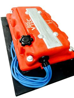 San Marco Cakes - www.sanmarcocakes.com #honda #vtech #engine #mechanic #cars #cake