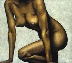 "ymutate: "" Larissa Morais found here "" art+++ Woman Painting, Figure Painting, Hyper Realistic Paintings, Favorite Subject, Photos, Fine Art, Female, Nudes, Figurative"
