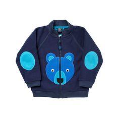 ej sikke lej Animal Fleece Jacket