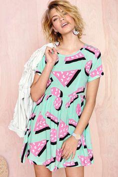 Lazy Oaf Shape Up Dress