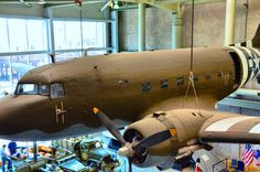 National World War II Museum plane that dropped the first soldiers into Normandy on D-Day