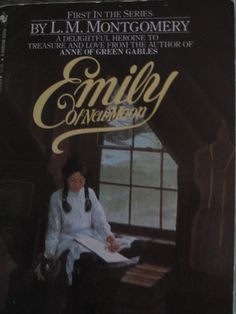 (Emily #1) AR Level 6.3 Published January 1923, 339 pages. ALA Best Book for Young Adults. A bit darker than the Anne series. READ. Has two sequels.