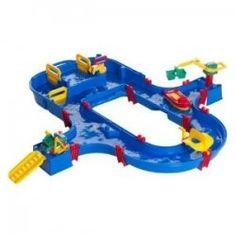 Aquaplay is een water activiteiten tafel die bootje door water kanalen laat stromen. Aquaplay heeft meer inzich dan met water spelen alleen. Het...
