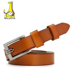 [MILUOTA] Designer Belts for Women Genuine Leather Fashion Dress belt Woman Vintage cinturones mujer MU032 #MILUOTA #Belts #Cumberbirds #women_Belts #stylish_accessories #style #fashion