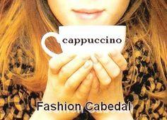 Fashion Cabedal: Receita Cappuccino Caseiro