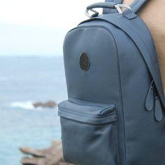 """ea912f5feca0 Avel   Men on Instagram  """"Quiberon backpack...  avelandmen   madeinfrance🇫🇷  leathergoods  cuir  fashion  mensfashion  style   backpack  luxury  yacht ..."""