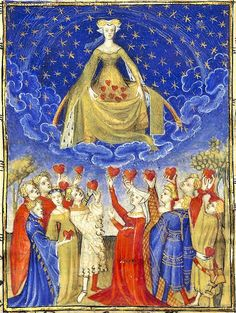 It's About Time: Illuminated Manuscripts - The Influence of Venus - Christine de Pisan on Women's Rights