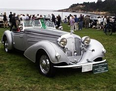 '38 Horch 855 Special