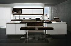 kitchen / study