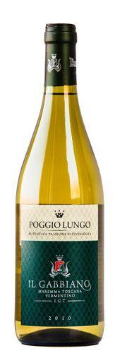 Gabbiano - White wine from Vermentino grape - Italian aperitif
