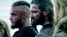 RAGNAR AND ROLLO - 'Vikings' tv show