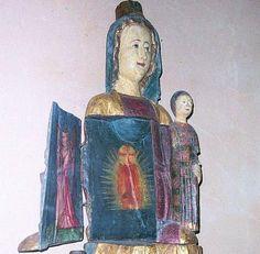 Rare Vierge ouvrante à Eguisheim à #Eguisheim #68 #68420 http://bit.ly/y8JNsz