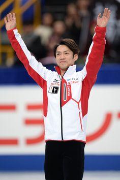 Daisuke Takahashi - 82nd All Japan Figure Skating Championships - Day Three