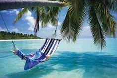 """Tropical Beach"" - Beach and Coastal Views posters and prints available at Barewalls.com"