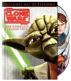 Star Wars: The Clone Wars Complete Season 2