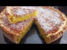 Receita de Tarte de Coco | Fácil e Rápida! - YouTube Food Wishes, Food Goals, Crepes, Chocolate, Cake Recipes, Cheesecake, Deserts, Food And Drink, Coconut