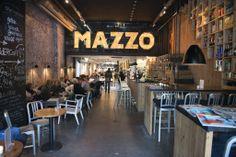 Hotspot Amsterdam: Italiaans restaurant Mazzo. Bekijk onze buurtengids voor meer informatie!